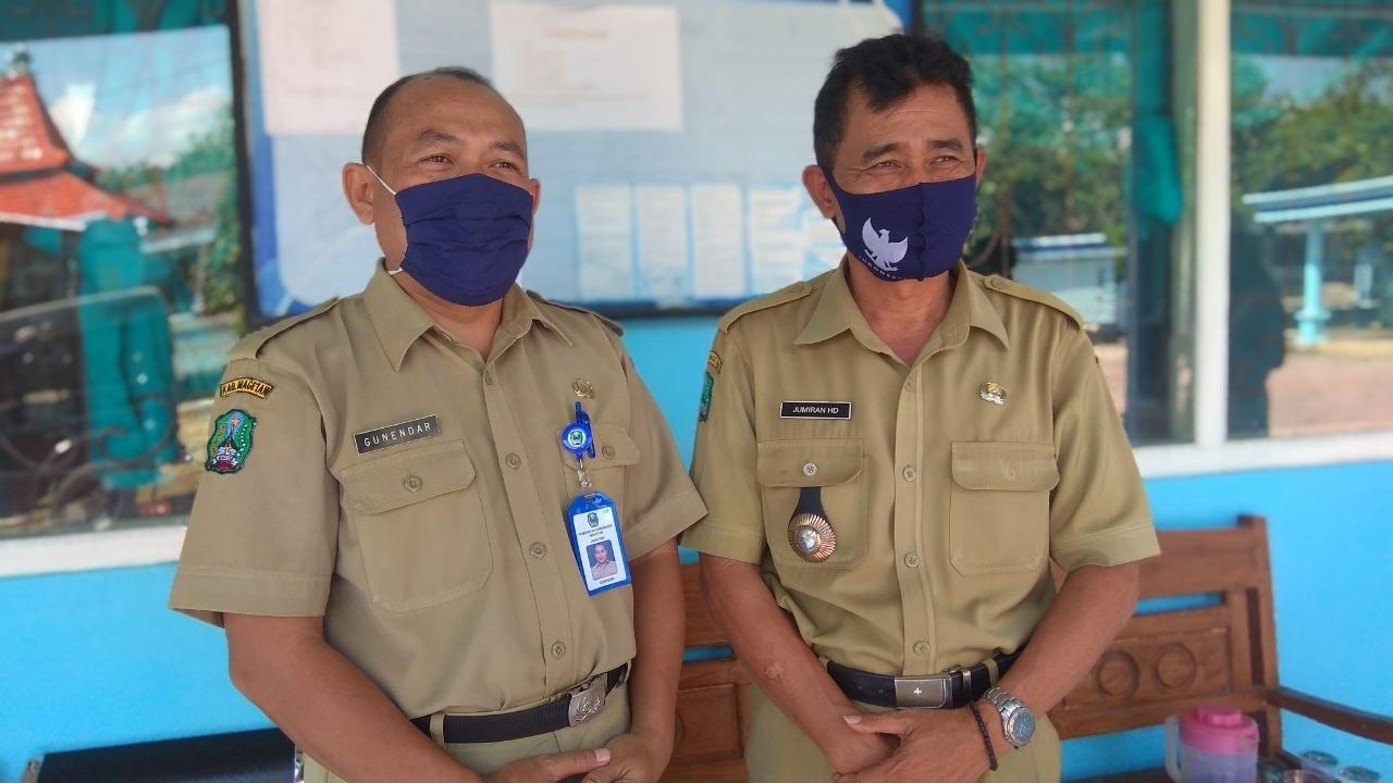 Sekdes Banjarejo Diberhentikan Kepala Desa Hari Ini