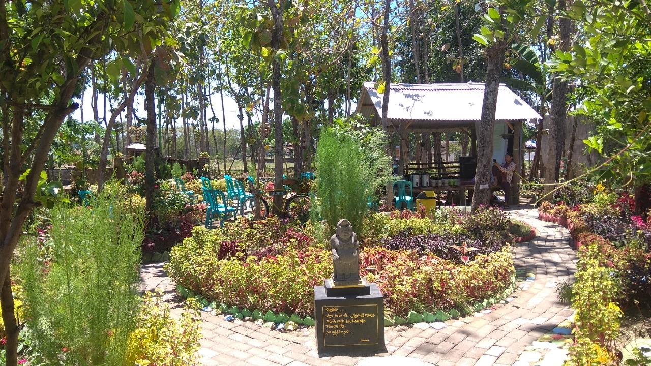 Melongok Kesadaran Warga Kelurahan Selosari Membangun Taman