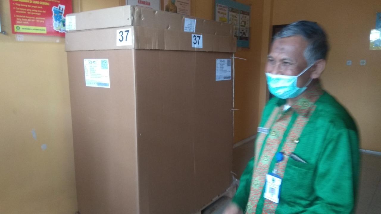 Pembangunan Capai Tahap Akhir, Laboratorium PCR RSUD Sayidiman Akan Segera Dioperasikan
