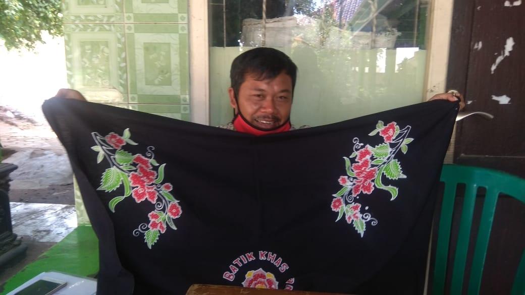 Bunga Mawar Melimpah, Desa Bedagung Kembangkan Batik Mawar