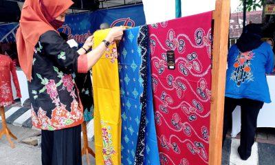 Mengenal Motif Batik Pragak Parang Dari Magetan