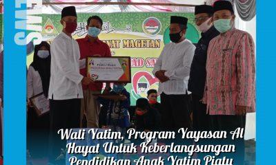 Wali Yatim, Program Yayasan Al Hayat Untuk Keberlangsungan Pendidikan Anak Yatim Piatu