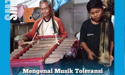 Mengenal Musik Toleransi Tongling Milik Warga Wonomulyo