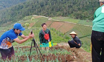 Lomba Film Kementerian Desa, Pemuda Kampung Wonomulyo Filmkan Musik Tongling