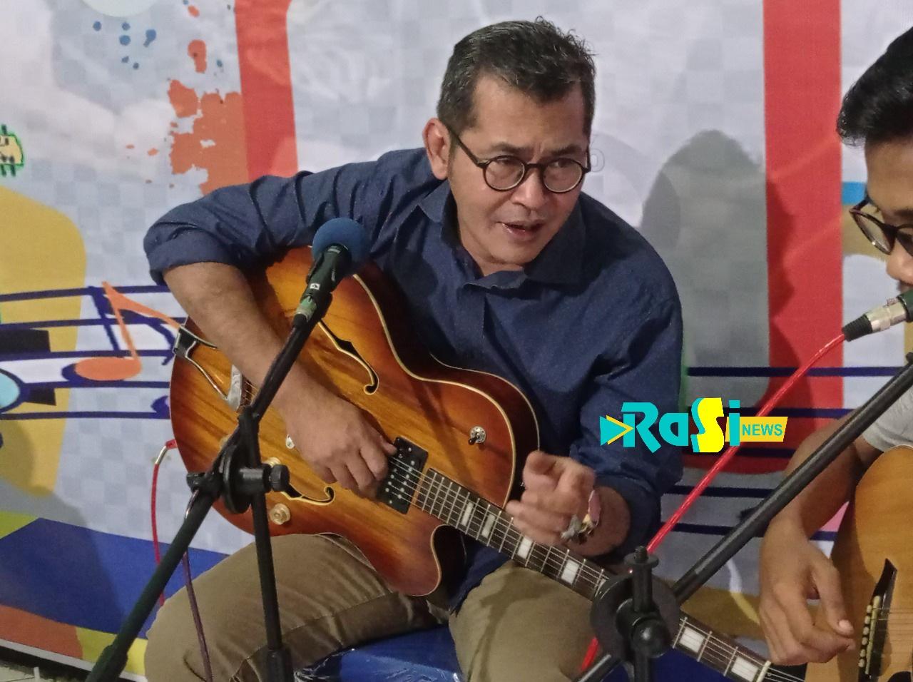 Lagu Wakil Rakyat Dimata Wakil Ketua DPRD Magetan, Pangayoman
