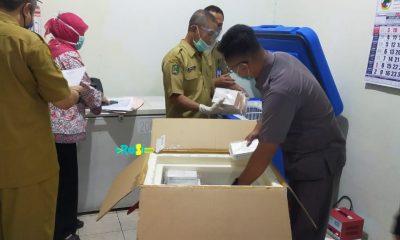 Kabupaten Magetan Terima 3.000 Vaksin Covid 19