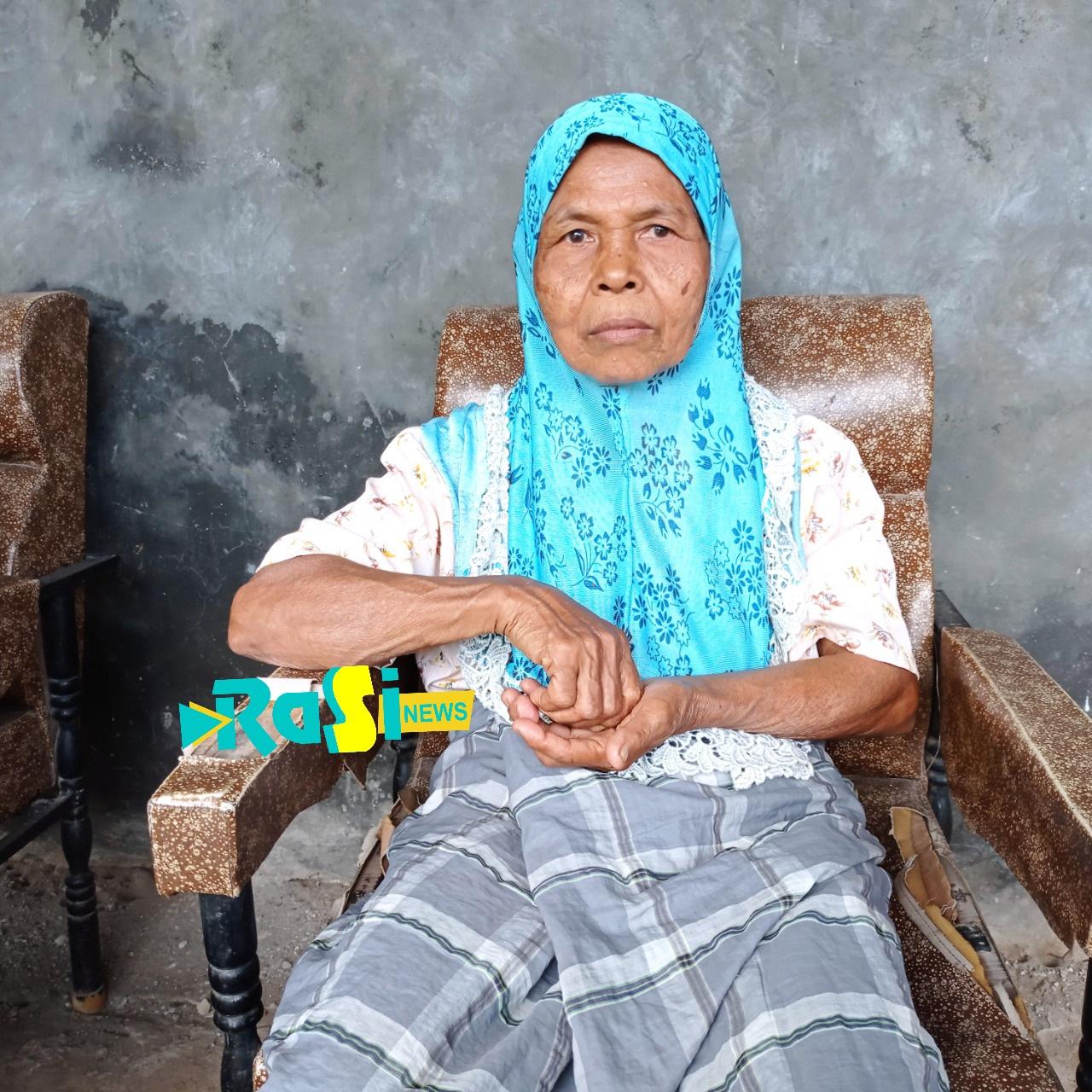 Janda Penjual Sayur di Desa Gebyog Ini Malah Tidak Pernah Dapat Bantuan Ditengah Warga Mampu Menerima BPNT