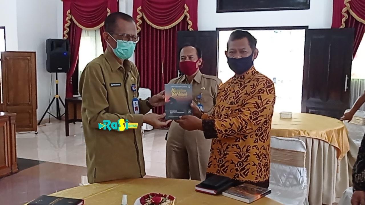 Dimasa Pandemi, Sejumlah Penulis Buku Masih Aktif Menghasilkan Karya.
