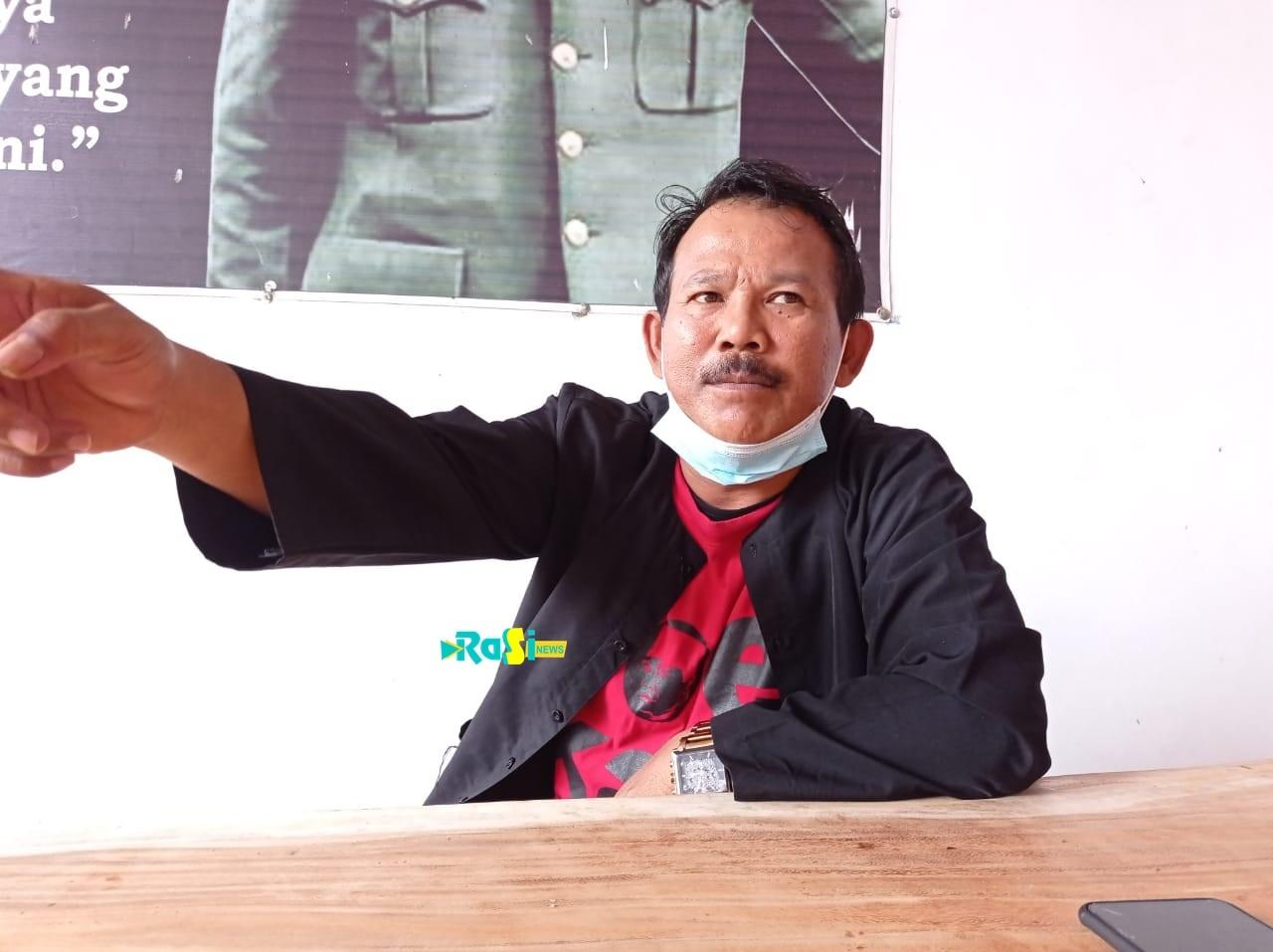 Tanggapi Proyek Jalan Yang Rusak, Ketua Komisi D DPRD Magetan Soroti Peran Konsultan Pengawas.