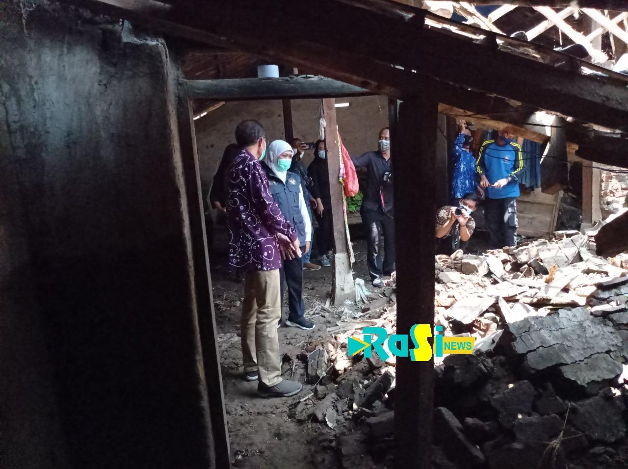 Empat Kecamatan, 9 Desa 113 Rumah Terdampak Banjir di Magetan