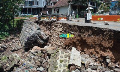 Dari Talut Bronjong di Kebaran Yang Roboh di Terjang Banjir, Warga Berharap Pemerintah Menelusuri Penyebabnya.