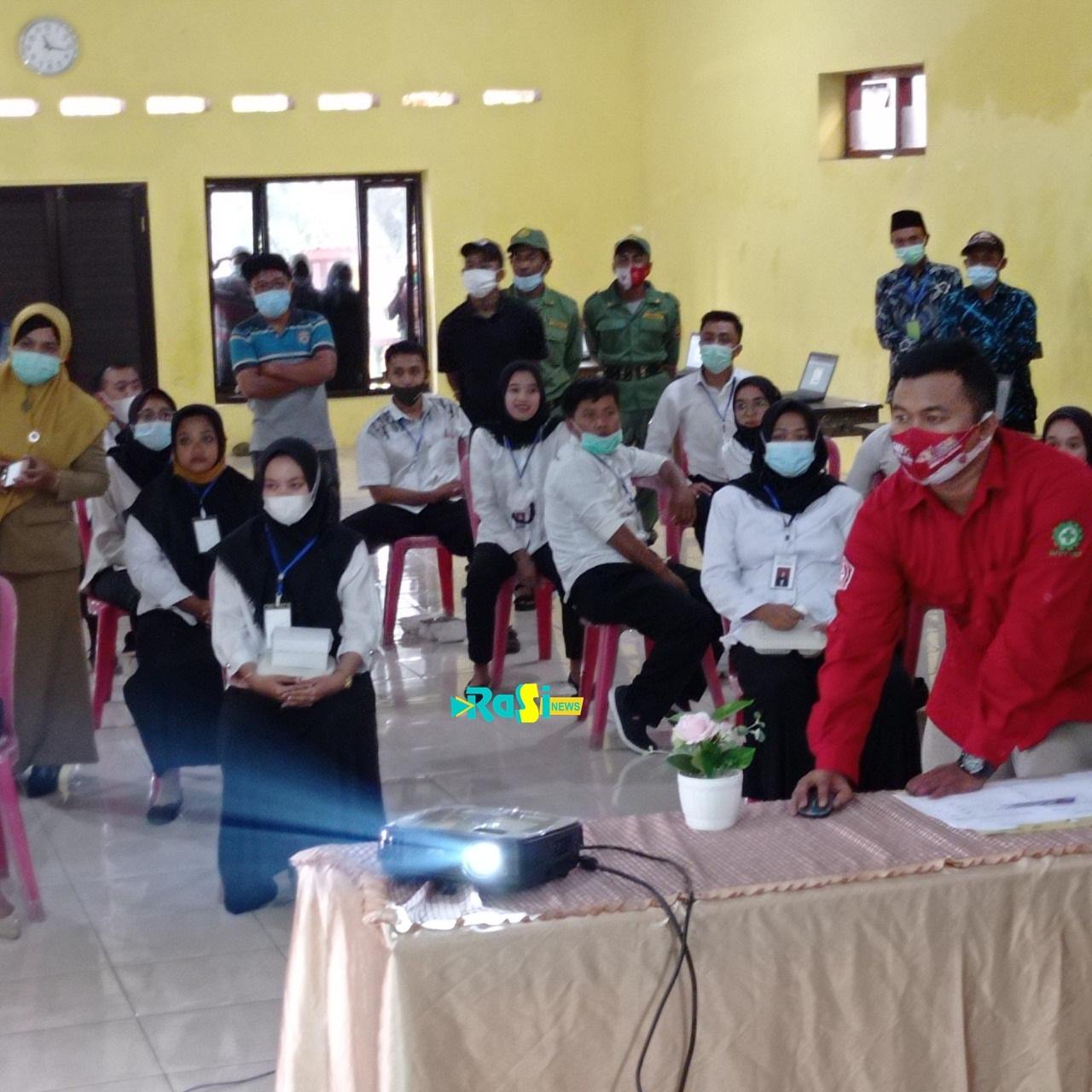 Gandeng STM YKP, Pemdes Sukowidi Gelar Test Perangkat Desa.