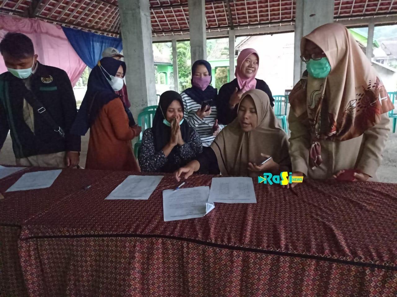Panitia Salah Jawaban, Test Pengisian Perangkat di Desa Bedagung Diulang.