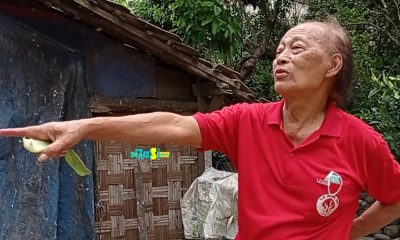 Mengenal Mbah Sungkowo Yang Lahir dan Tinggal di Bantaran Kali Gandong, Saksi Longsornya Makam Ki Mageti.