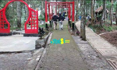 Destinasi Wisata Alam Desa Geni Langit Masuk Finalis Kategori Desa Wisata Berbasis Alam Dalam Desa Wisata Award 2021.