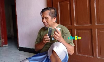 Sutaji, Tukang Pijat Tunanetra Yang Punya Iklan Di Media Sosial Berharap Ada Pelatihan Internet Bagi Temannya