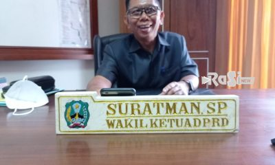 Tingkatkan Kepedulian Masyarakat Soal Kenakan Masker, Wakil Ketua DPRD Magetan Berharap Pemerintah Daerah Berikan Suport Kepada Petugas Penanganan Covid-19