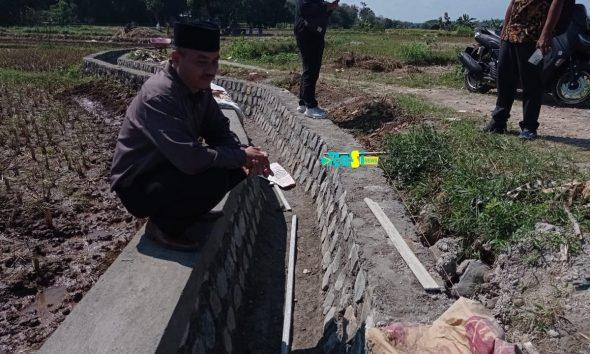 Program P3TGAI di Desa Ngariboyo Permudah Petani Lakukan Irigasi Kawasan Lebih 60 Hektar