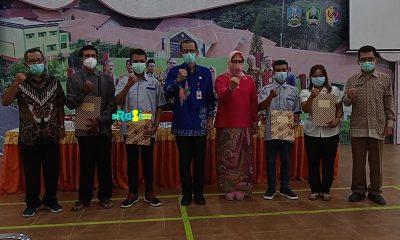 Sabet Juara 1 LKS Jatim, 2 Siswa SMK Yosonegoro Mewakili Provinsi Jatim Maju di Ajang Nasional.