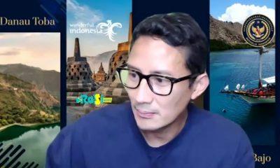 Bincang Bareng Mas Menteri Ekonomi Kreatif, Bupati Magetan Bermimpi Ada Kereta Gantung di Sarangan