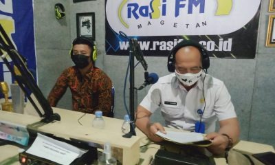 Terkait Ekskavasi Reruntuhan Candi Dinas Pariwisata Kabupaten Magetan Koordinasi Dengan KPH Lawu Ds